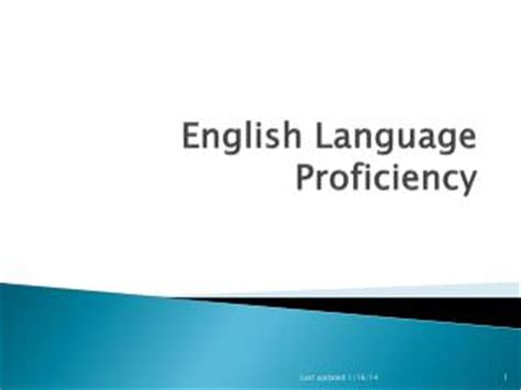 Countries with High English Proficiency Are More Innovative